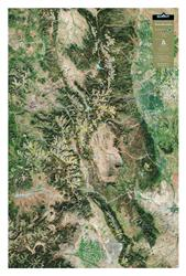 Colorado Rocky Mtns – 3D Orbital Image Map 0008