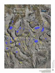 Mt Whitney – 3D Mountain Map 0034