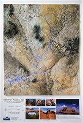 Glen Canyon Recreation Area – 3D Earth Image Map 0039