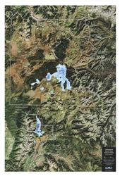 Yellowstone - Grand Teton National Parks – 3D Map 0026