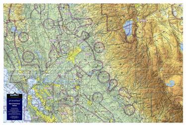 San Francisco 3d Aerochart Summit Maps