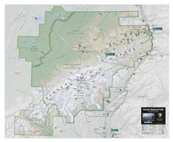 Denali National Park – 3D Map 0024
