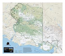 Wrangell-St Elias National Park – 3D Map 0027