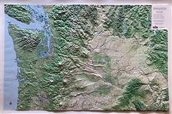 Washington State 3D Map – Airports & Airspace Version 0059